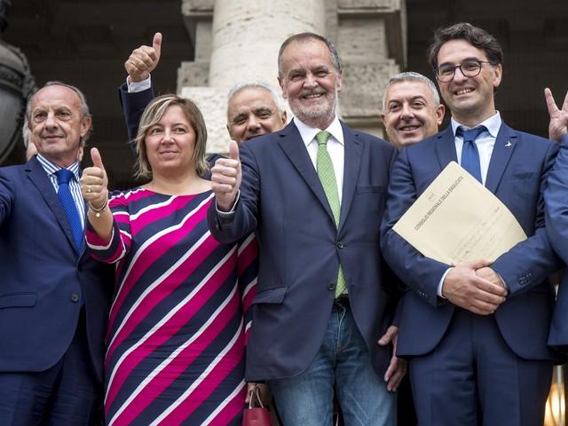 Legge elettorale, la Lega deposita il referendum abrogativo in Cassazione