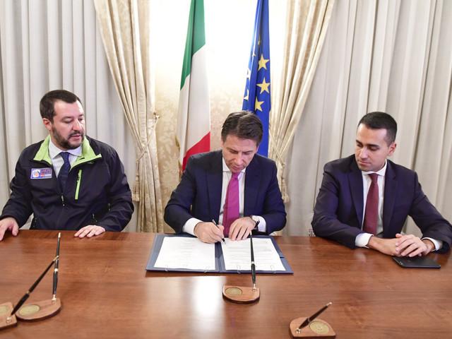 Governo, iniziato vertice di maggioranza a Palazzo Chigi