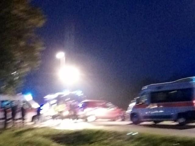 Incidente a Villalta, scontro a catena sulla regionale 464