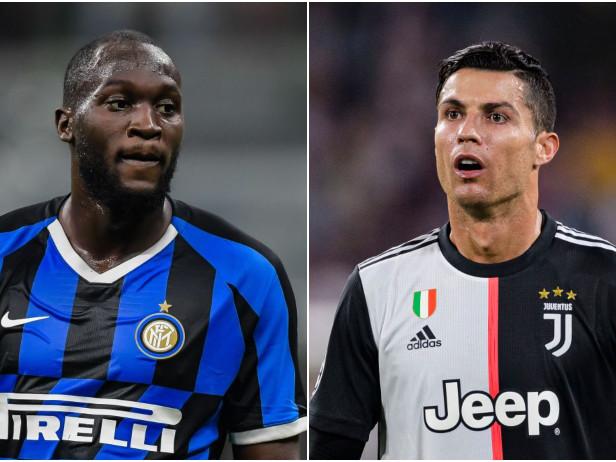 Probabili formazioni di Inter-Juventus