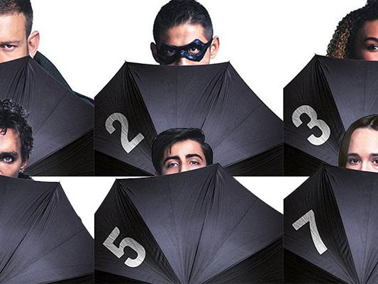 The Umbrella Academy: una famiglia disfunzionale di supereroi nel teaser dello show con Ellen Page