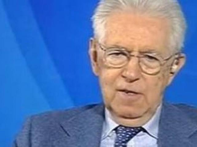 L'aria che tira, Monti: 'Italia verso abisso, bonus ed erogazioni a tutti: polvere sotto a tappeto'