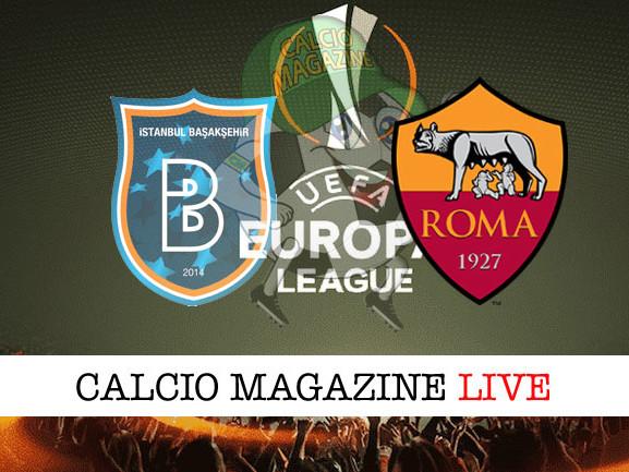 Europa League, Basaksehir-Roma: le formazioni ufficiali del match