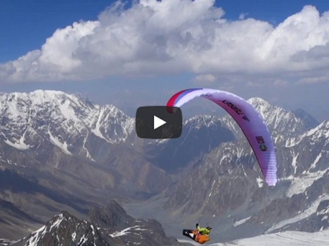 "VIDEO. Antoine Girard e Damien Lacaze: ""Lost in Karakorum"" – Teaser"
