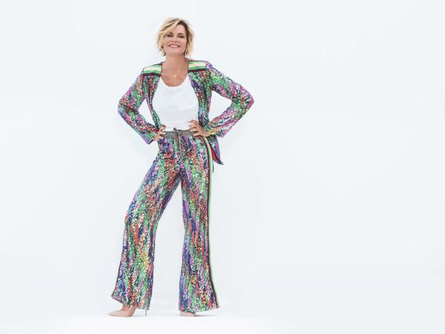 Simona Ventura torna a Sanremo per presentare The Voice Of Italy