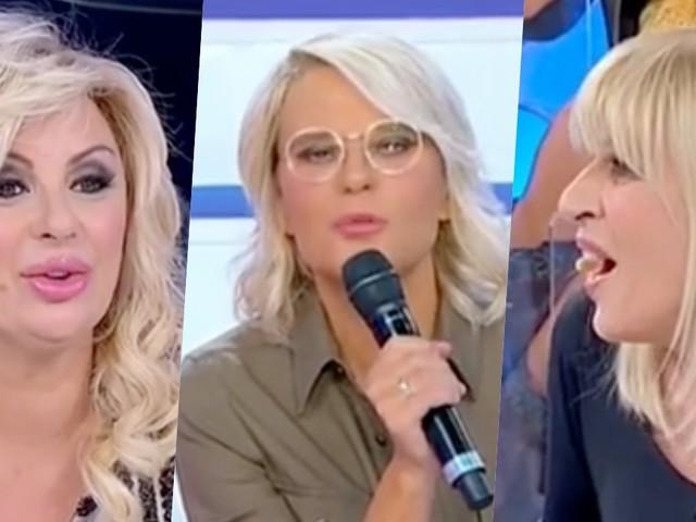 """""""Uomini e donne"""", Gemma Galgani incontenibile: «Bacio umido, mi ha presa da dietro»"""