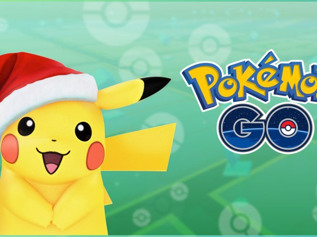 Pokemon GO: data e orario dell'evento di Natale 2019