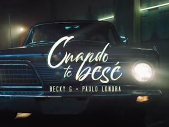 Becky G, Paulo Londra – Cuando Te Besé: video ufficiale, testo e traduzione