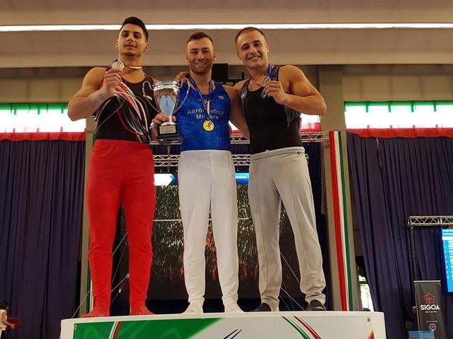 Italiani: Lodadio oro, Russo centra due argenti