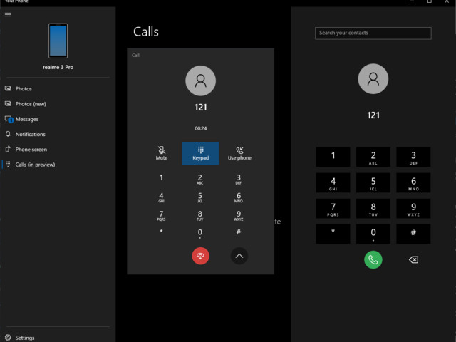 Il supporto alle chiamate è in arrivo nell'app Il Tuo Telefono per Windows 10 (Video)