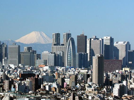 Giappone: attività complessiva in lieve aumento
