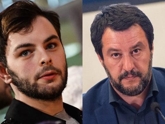 """Lorenzo Fragola: """"Matteo Salvini è un personaggio politico incoerente, vergognoso e pericoloso"""""""