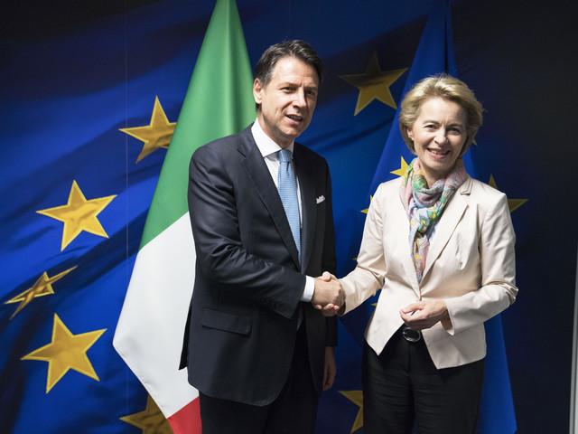 """Conte vola a Bruxelles a prendere """"ordini"""" dall'Ue"""