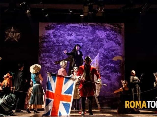 Barry Lyndon nella riduzione teatrale di Sepe al Teatro Tor Bella Monaca 2406d050bc