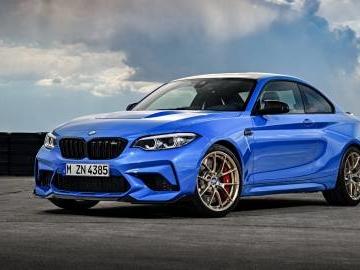 BMW M2 CS 2020: trapelate le prime immagini e i dati ufficiali