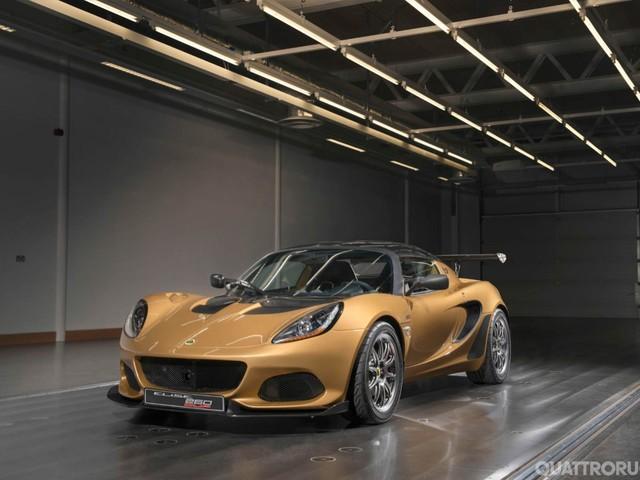 Lotus Elise - Arriva l'estrema Cup 260, in 30 esemplari