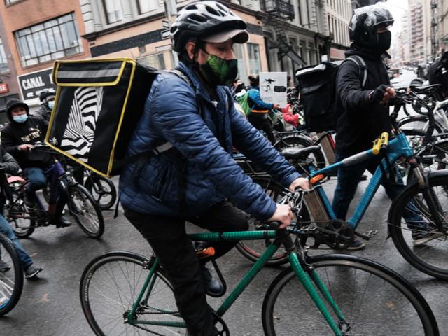 Le big del food-delivery litigano con New York e San Francisco