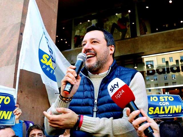 Salvini, ciò che è davvero incivile nel 2020 non è certo uno 'stile di vita'