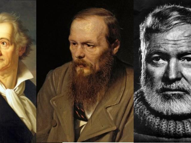 Goethe, Dostoevskij, Hemingway e il loro amore per l'Italia