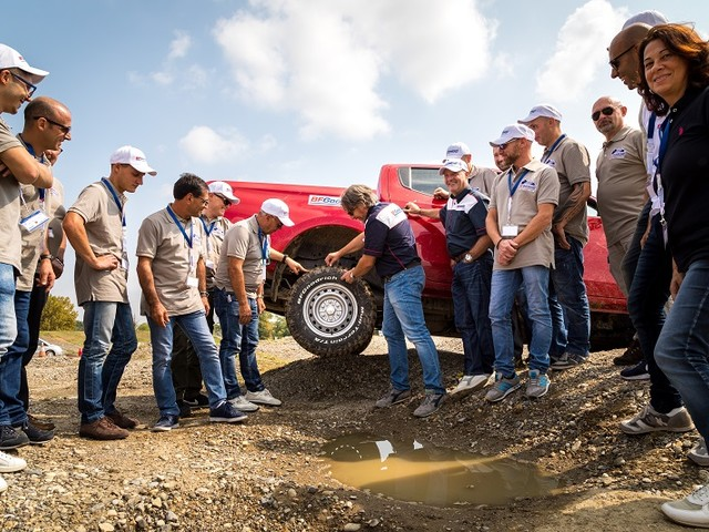 Nasce la rete certificata BFGoodrich Off Road Center