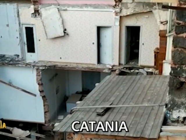 Catania: a un anno dal crollo di via Castromarino, 14 famiglie sono ancora senza casa