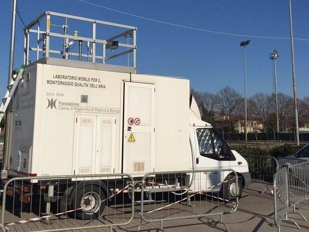 Tre stazioni mobili per rilevare Pm10 e qualità dell'aria