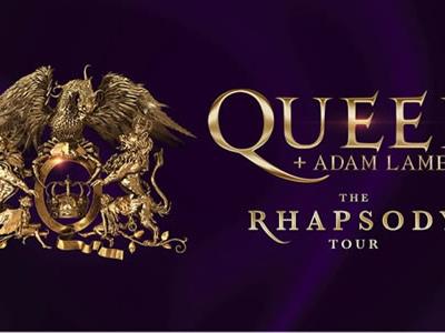 Queen + Adam Lambert - The O2 Arena