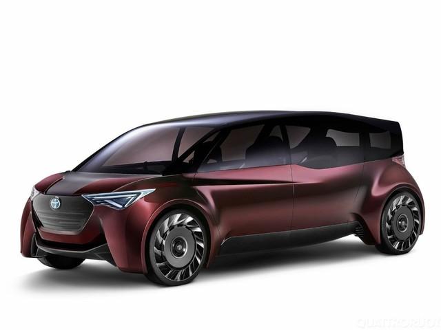 Toyota<br> - Tutte le Concept del Salone di Tokyo - VIDEO
