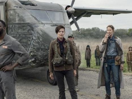 Fear The Walking Dead 5 chiude la prima parte di stagione all'insegna di Logan: tutto pronto per il debutto italiano?