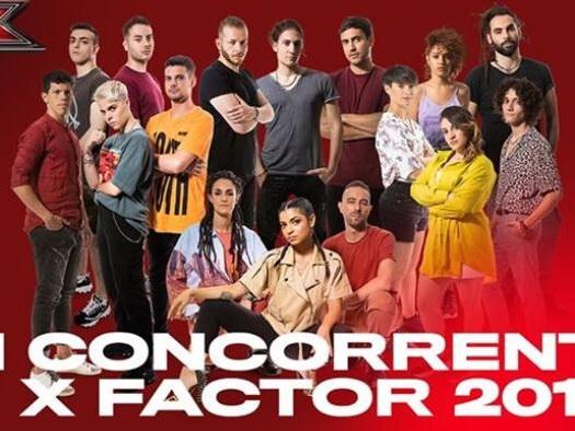 'X Factor 13', ecco chi sono i concorrenti ufficiali e le categorie assegnate ai 4 giudici!