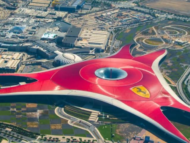 Il Ferrari World batte Disneyland, è il migliore parco tematico del 2019
