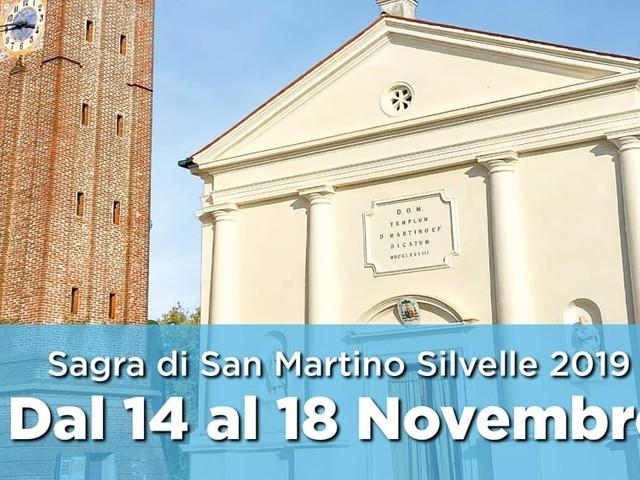 Sagra di San Martino a Silvelle