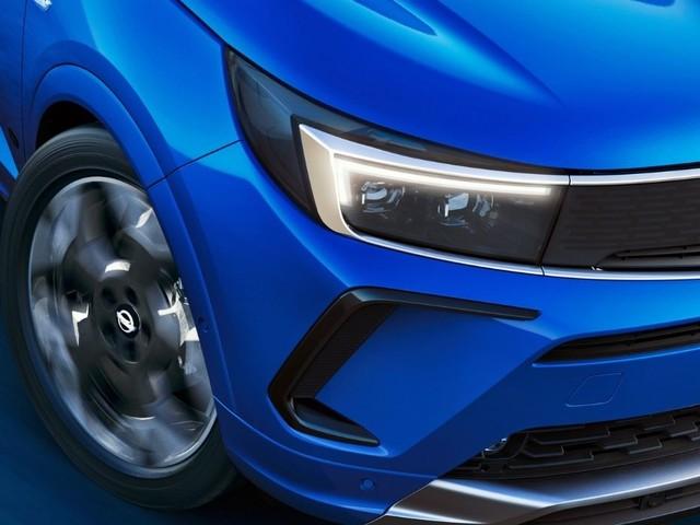 Nuovo Opel Grandland: il SUV si rinnova, sportivo ed elegante