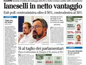 """L'Italia vista dal """"fortino"""""""
