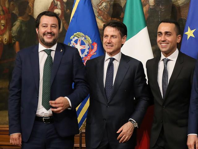 """Vertice UE, Salvini: """"Conte ha le mani libere. Il sì dell'Italia non è scontato"""""""