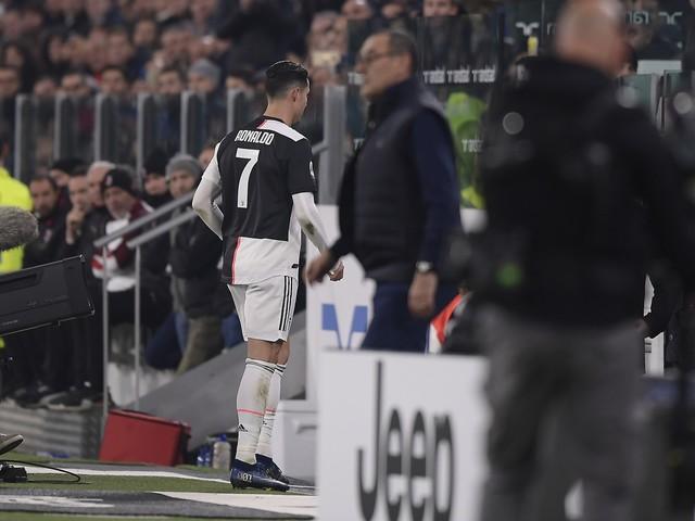 Juventus, Cristiano Ronaldo ha un'idea: una cena per chiedere scusa