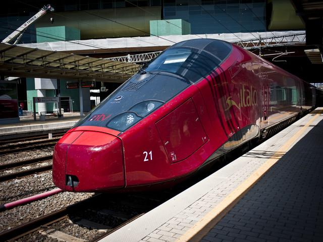 Italo, anche i profitti ad alta velocità
