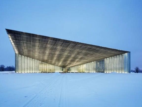 Architettura sostenibile. L'esempio di Lina Ghotmeh