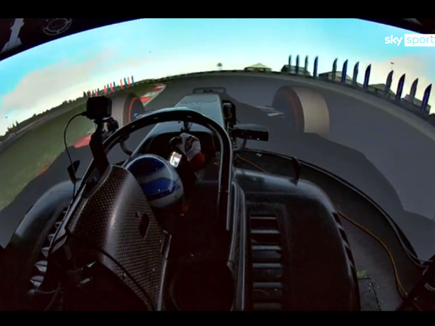 Formula 1, GP Eifel 2020: il giro al simulatore alla scoperta del Nurburgring. VIDEO