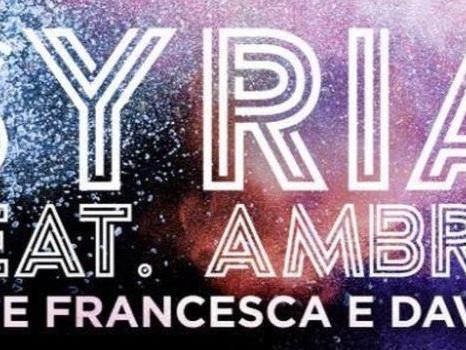 Audio e testo del duetto di Syria e Ambra Angiolini in Io Te Francesca E Davide, una nuova versione vent'anni dopo