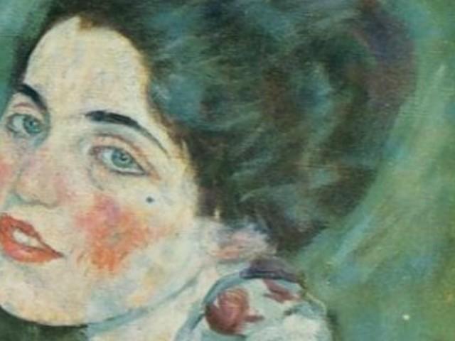 """ARTE/ In una ragazzetta di Parigi il segreto della """"Signora"""" di Klimt"""