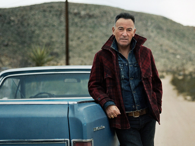 Bruce Springsteen, ascolta il nuovo singolo 'There Goes My Miracle'