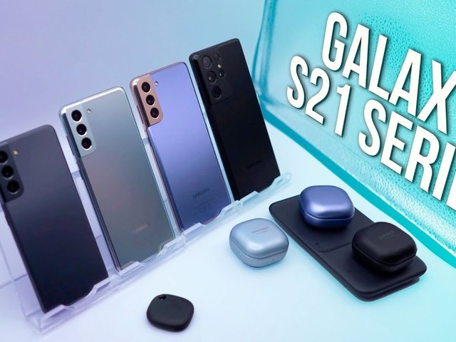 Samsung Galaxy S21 Series: usato, rate, sconti e come acquistarli con operatori