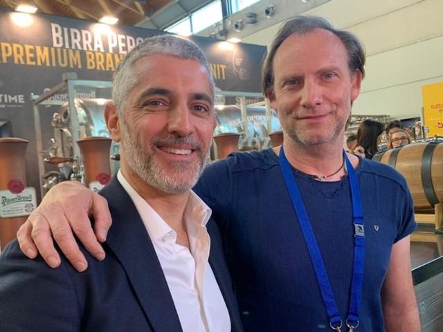 Almond'22 e Meantime firmano 'GentianIpa', la birra che unisce Italia e Gran Betagna