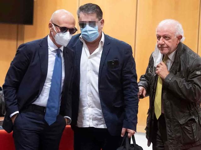 Antonio Ciontoli in carcere, respinta la richiesta di condividere la cella con il figlio Federico