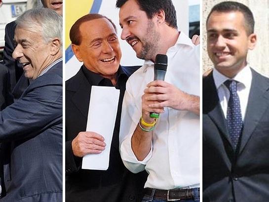 Pensioni ultime notizie e novità affermazioni mini pensioni, quota 41, quota 100 Di Maio, Berlusconi, Renzi