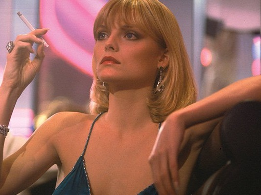 Michelle Pfeiffer: alla reunion di Scarface domande e polemiche sul peso dell'attrice