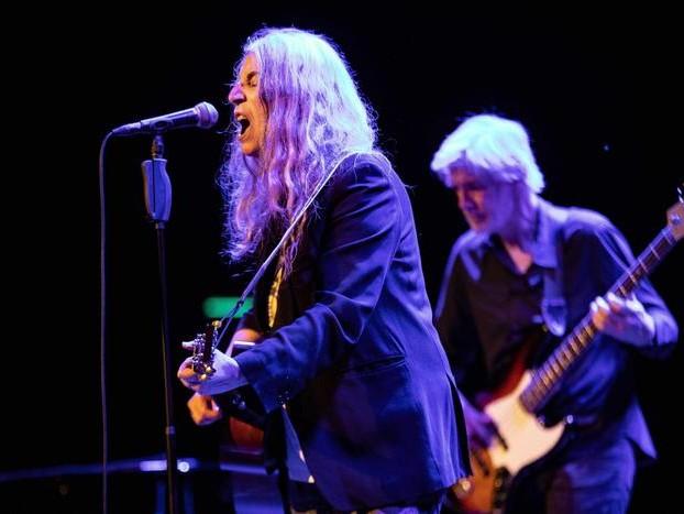 Musica: parte da Torre del Lago tour italiano di Patti Smith