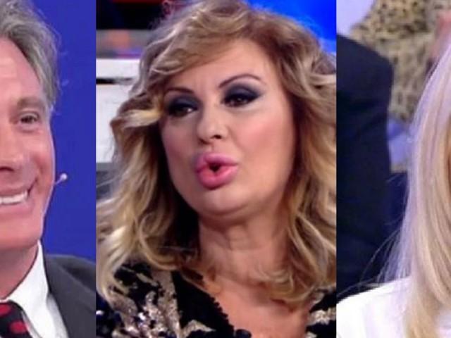 Giorgio Manetti silura l'ex Gemma e incoraggia la Cipollari sulla dieta