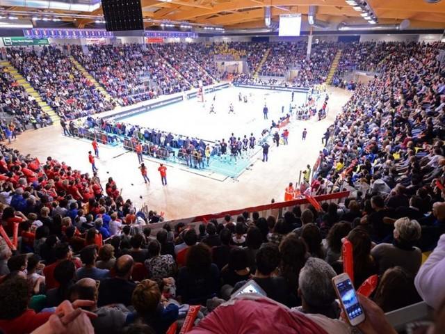 Domenica 13 ottobre giornata a tinte rossoblù: grande festa per la Civitanovese